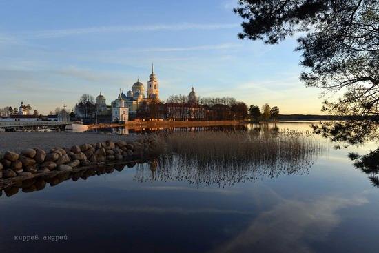 Nilova Pustyn Monastery, Tver region, Russia, photo 16