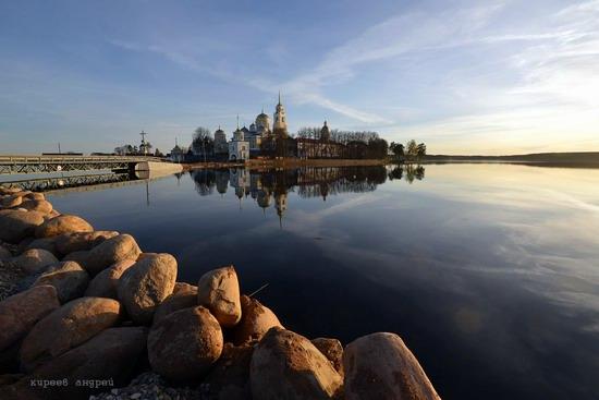 Nilova Pustyn Monastery, Tver region, Russia, photo 17