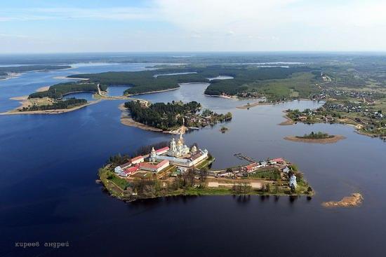 Nilova Pustyn Monastery, Tver region, Russia, photo 4