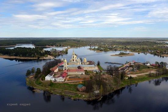 Nilova Pustyn Monastery, Tver region, Russia, photo 8