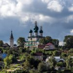 Cruise on the Volga River – Tutayev