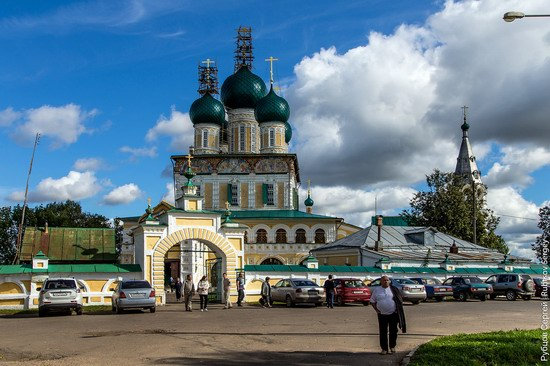 Cruise on the Volga River - Tutayev, Russia, photo 15