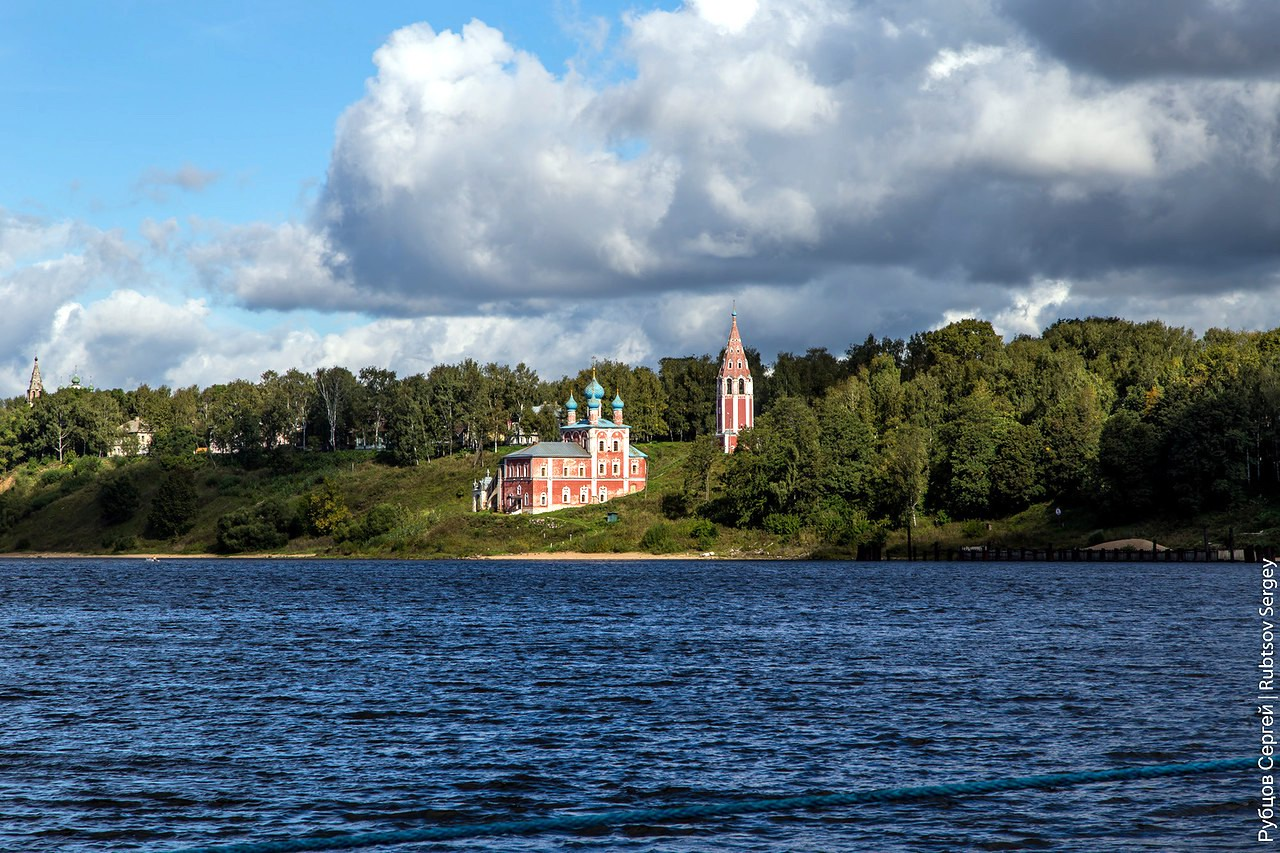 Cruise On The Volga River Tutayev Russia Travel Blog - The volga river