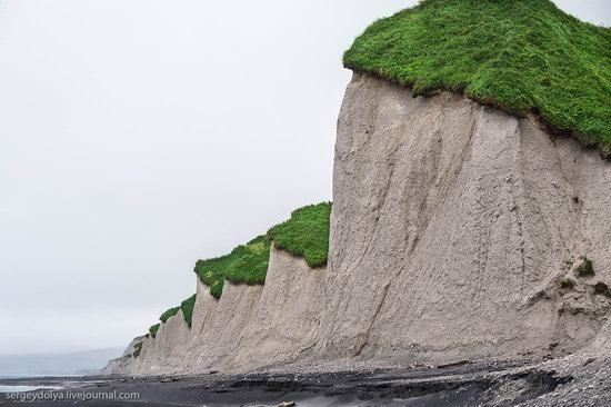 Amazing nature of Iturup Island, Russia, photo 13
