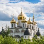 Assumption Cathedral in Dmitrov
