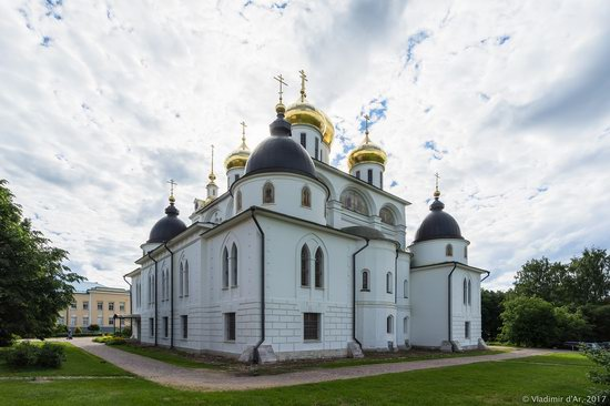 Assumption Cathedral in Dmitrov, Russia, photo 13