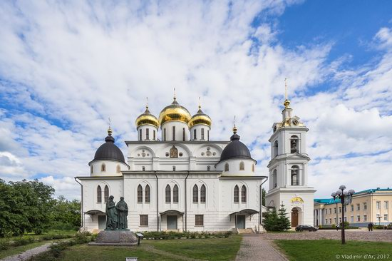Assumption Cathedral in Dmitrov, Russia, photo 18