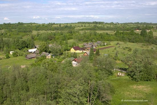 Izborsk - one of the oldest towns in Russia, photo 16