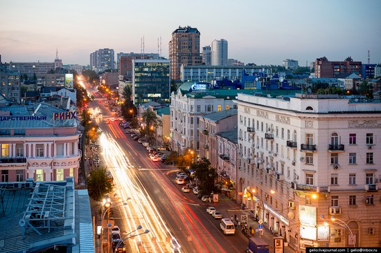Rostov-on-Don, Russia - the view from above, photo 11