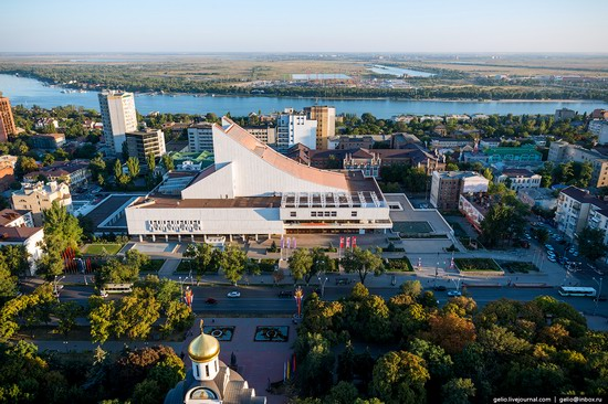 Rostov-on-Don, Russia - the view from above, photo 12