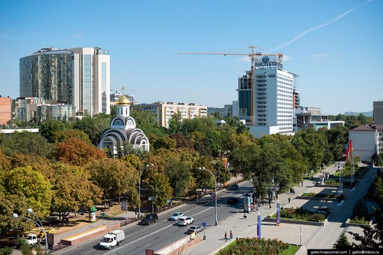 Rostov-on-Don, Russia - the view from above, photo 13