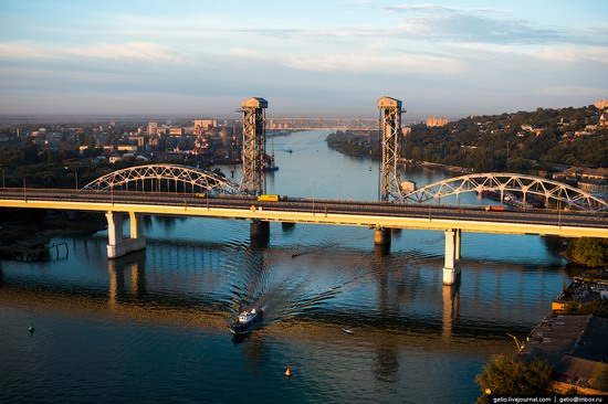 Rostov-on-Don, Russia - the view from above, photo 14