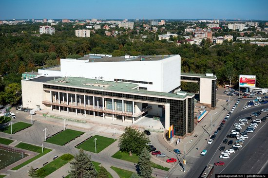 Rostov-on-Don, Russia - the view from above, photo 16