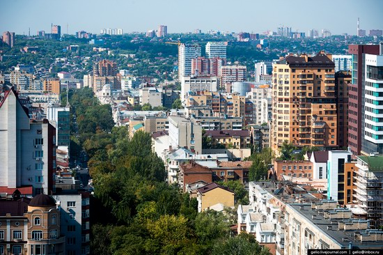 Rostov-on-Don, Russia - the view from above, photo 17