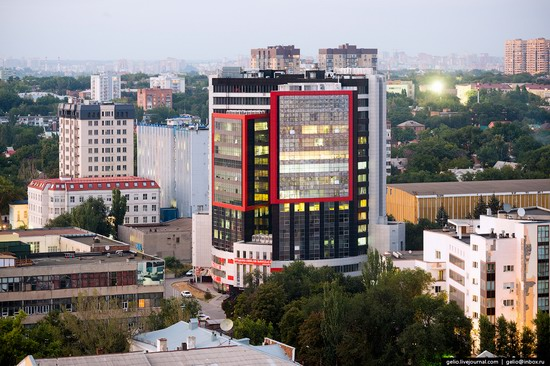 Rostov-on-Don, Russia - the view from above, photo 19