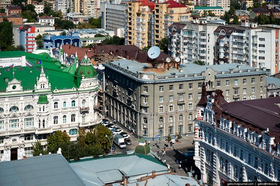 Rostov-on-Don, Russia - the view from above, photo 20