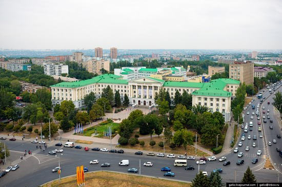 Rostov-on-Don, Russia - the view from above, photo 21