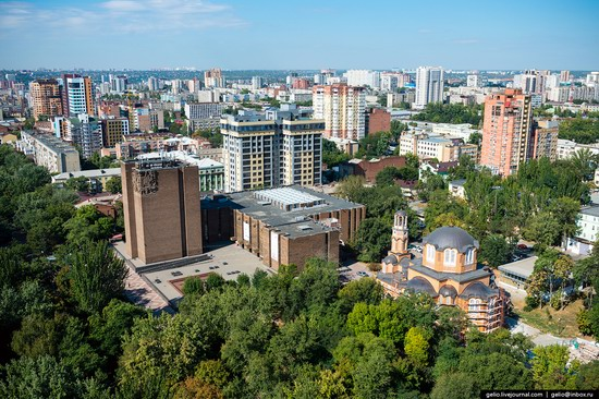 Rostov-on-Don, Russia - the view from above, photo 23