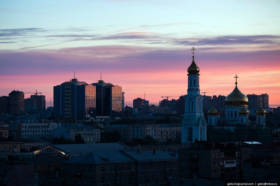 Rostov-on-Don, Russia - the view from above, photo 28
