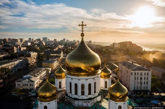 Rostov-on-Don, Russia - the view from above, photo 7