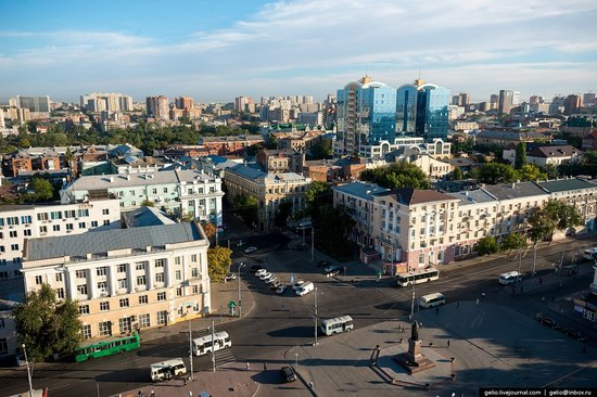 Rostov-on-Don, Russia - the view from above, photo 8