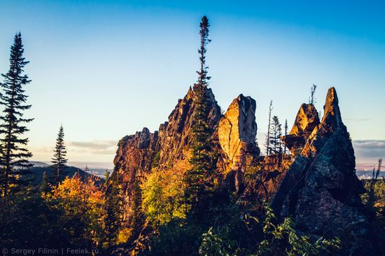 Stolby Nature Sanctuary in Krasnoyarsk, Russia, photo 12