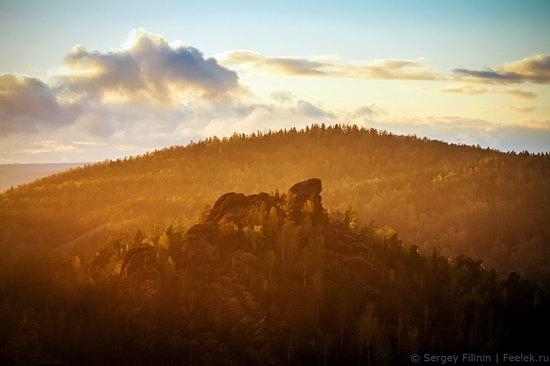 Stolby Nature Sanctuary in Krasnoyarsk, Russia, photo 15