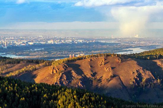 Stolby Nature Sanctuary in Krasnoyarsk, Russia, photo 17