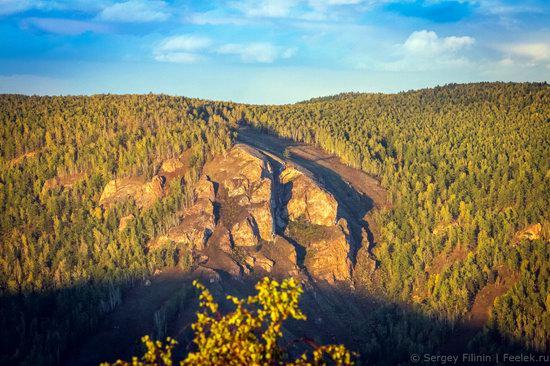 Stolby Nature Sanctuary in Krasnoyarsk, Russia, photo 18