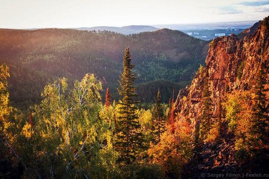 Stolby Nature Sanctuary in Krasnoyarsk, Russia, photo 21