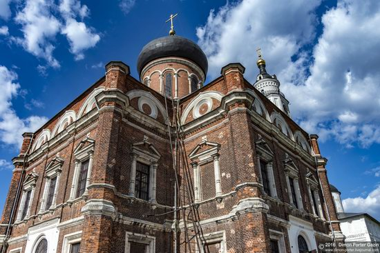 Kremlin in Volokolamsk, Russia, photo 13