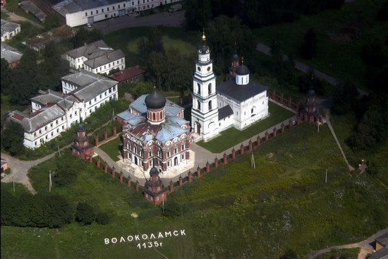Kremlin in Volokolamsk, Russia, photo 20