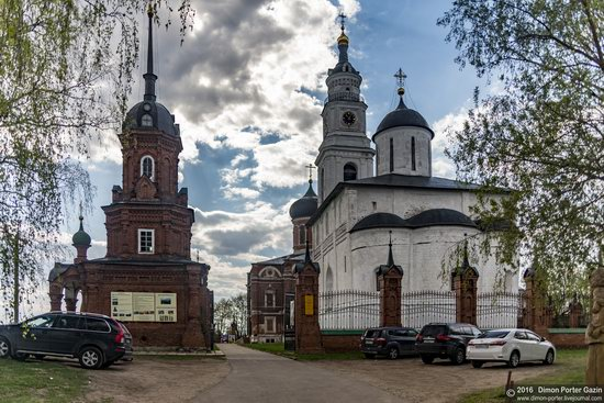 Kremlin in Volokolamsk, Russia, photo 3