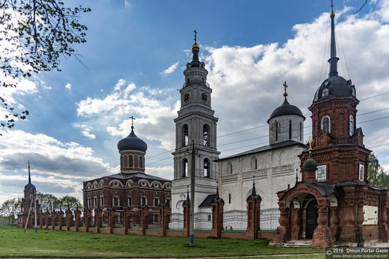Kremlin in Volokolamsk, Russia, photo 5