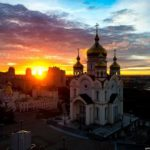 Khabarovsk – the view from above