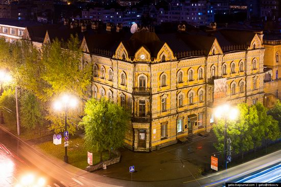 Khabarovsk, Russia - the view from above, photo 11