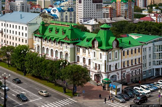Khabarovsk, Russia - the view from above, photo 12