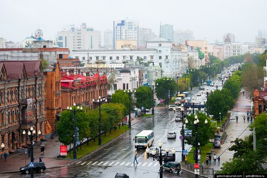 Khabarovsk, Russia - the view from above, photo 13