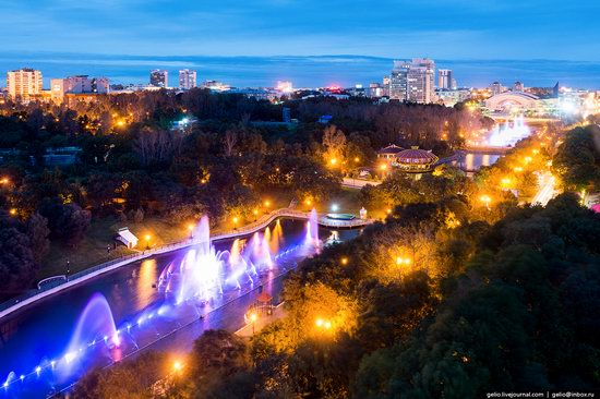 Khabarovsk, Russia - the view from above, photo 21
