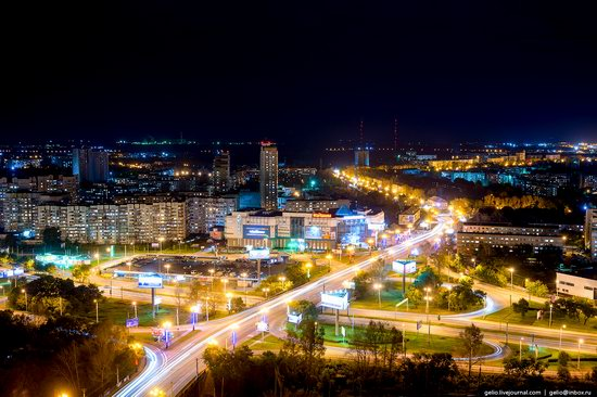 Khabarovsk, Russia - the view from above, photo 22