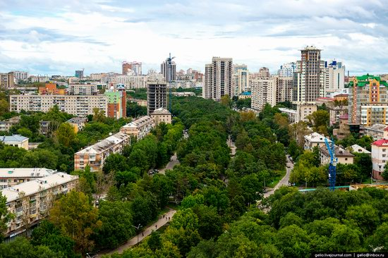 Khabarovsk, Russia - the view from above, photo 23