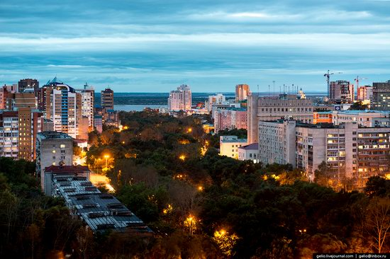 Khabarovsk, Russia - the view from above, photo 24