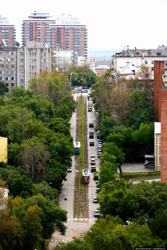 Khabarovsk, Russia - the view from above, photo 28