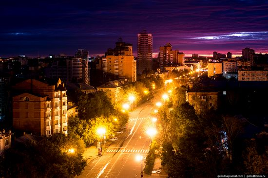 Khabarovsk, Russia - the view from above, photo 30