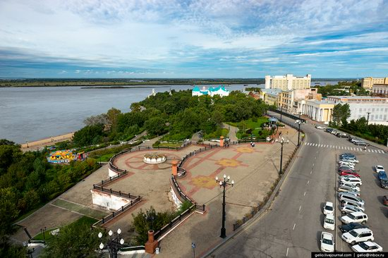 Khabarovsk, Russia - the view from above, photo 6
