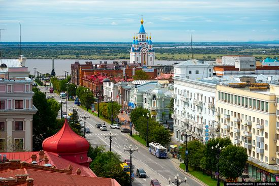 Khabarovsk, Russia - the view from above, photo 8