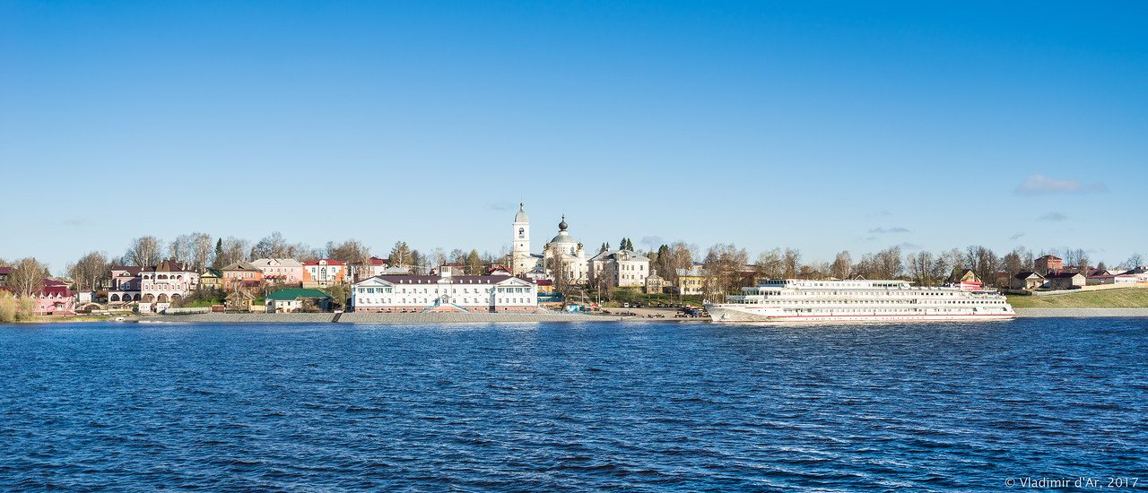Cruise On The Volga River Myshkin Russia Travel Blog - The volga river