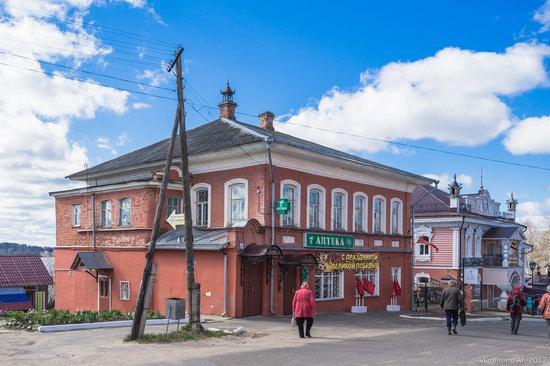 Cruise on the Volga River - Myshkin, Russia, photo 13