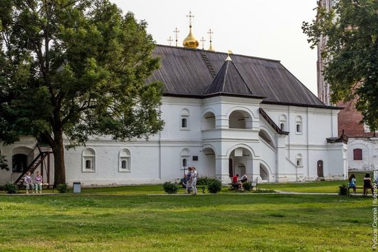 Ryazan Kremlin - one of the oldest museums in Russia, photo 12