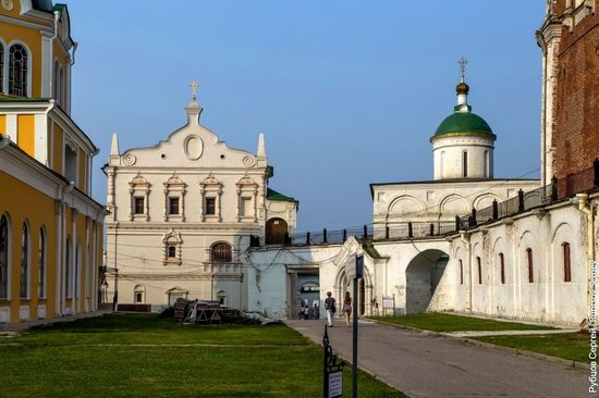 Ryazan Kremlin - one of the oldest museums in Russia, photo 18